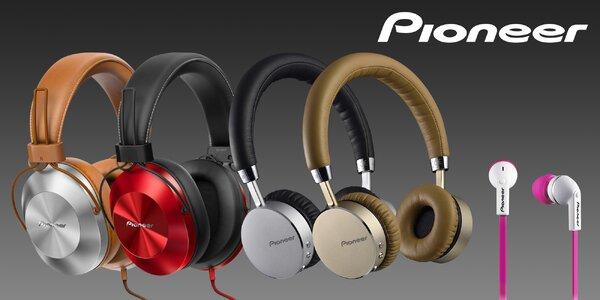 Značková sluchátka Pioneer