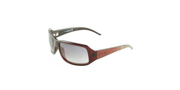 Dámské červené sluneční brýle Just Cavalli