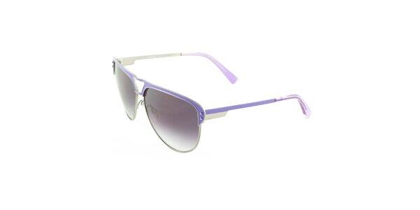 Dámské fialové sluneční brýle Just Cavalli