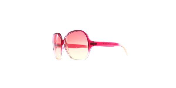Dámské růžové sluneční brýle Benetton