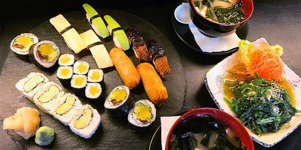 Japonská vegetariánská hostina pro dva