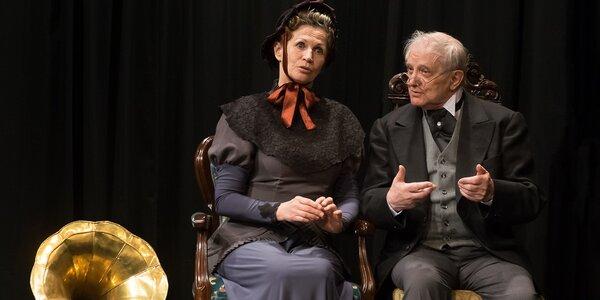 Představení Zlomené srdce lady Pamely