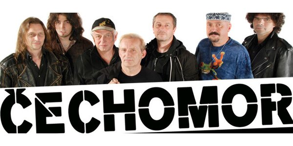 Koncert Čechomoru & IMT Smile v Zamilovaném hájku