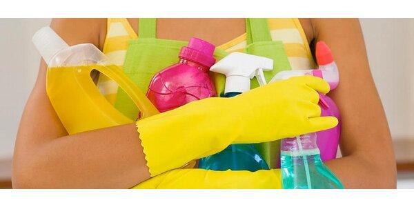 Úklid bytu od firmy Matylda - uklidíme za Vás