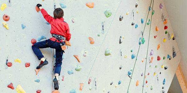 Celodenní bouldering: lezení bez limitů