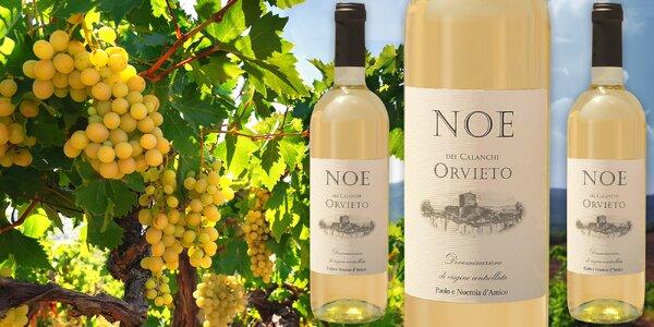 3 nebo 6 lahví NOE dei Calanchi
