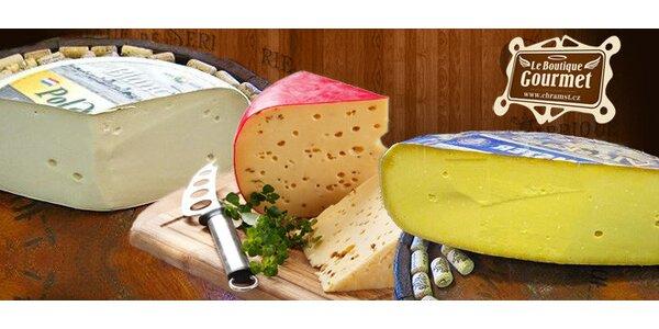 200 g labužnického sýra dle vašeho výběru