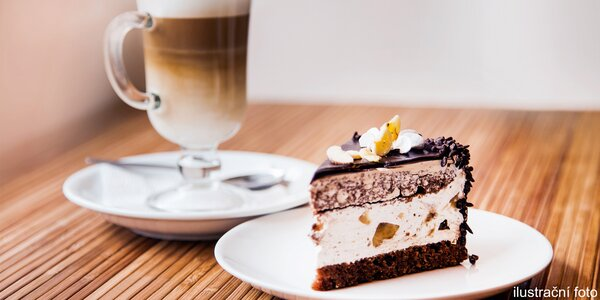 Zdravé mlsání: Káva a raw dezert dle výběru