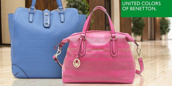 Barevné italské kabelky Benetton
