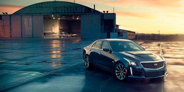 Záloha na luxusní vůz Cadillac Supercharged