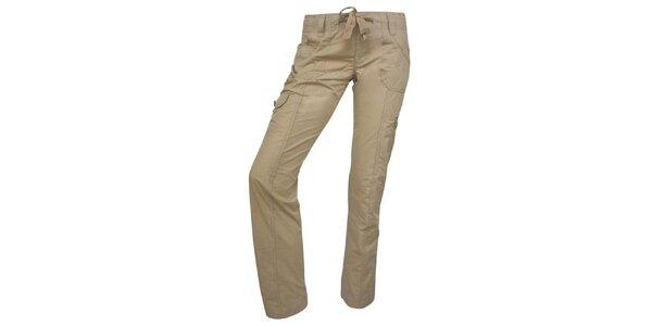 Dámské béžové kalhoty Authority