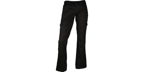 Dámské černé kalhoty Authority