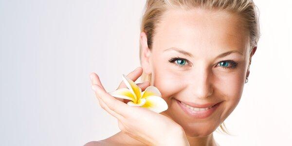 Kompletní kosmetické ošetření pleti 4 v 1
