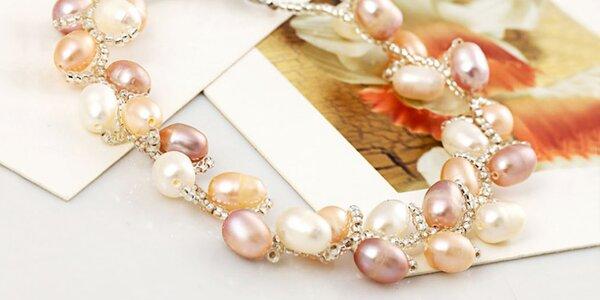Přírodní perly a další okouzlující šperky