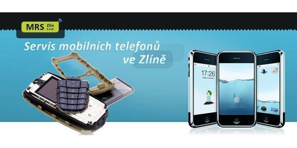 199 Kč za komplexní a důkladné vyčištění mobilního telefonu