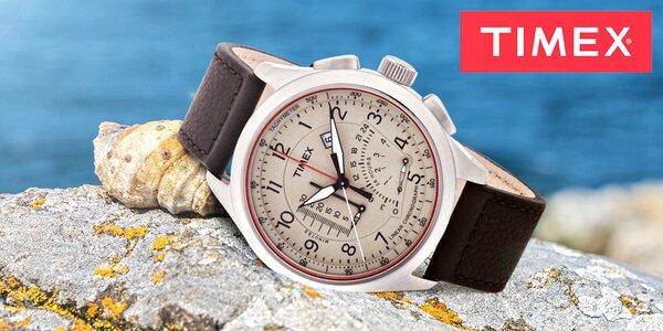 Pánské hodinky Timex s tachymetrem