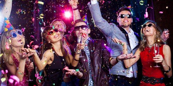 Vstupenka na párty v rámci Dobrých večerů
