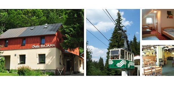 Letní prodloužený víkend v Bedřichově 4.-7.7.2013
