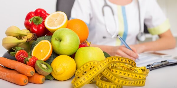 Výživová konzultace s nutriční terapeutkou