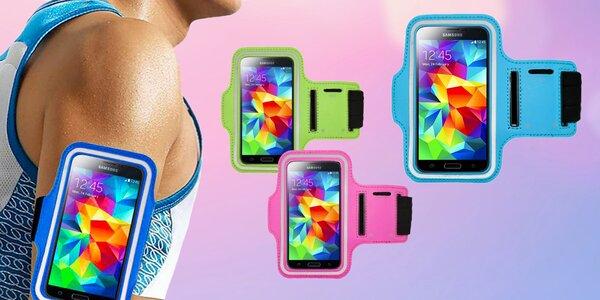 Pouzdro na smartphone vhodné na běhání a sport