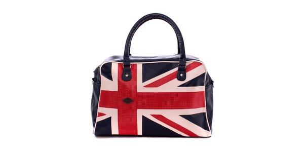 Dámská taška s motivem britské vlajky Lee Cooper