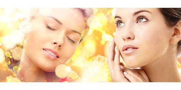 Kompletní kosmetické ošetření pleti v Salonu Miriam