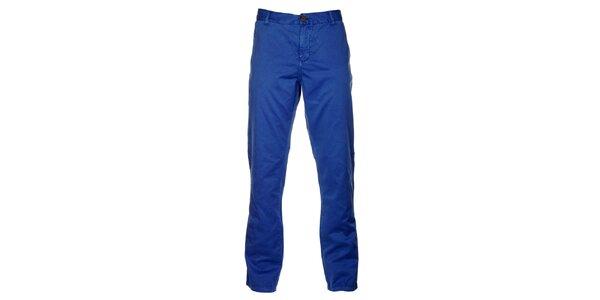 Pánské modré kalhoty Lee Cooper