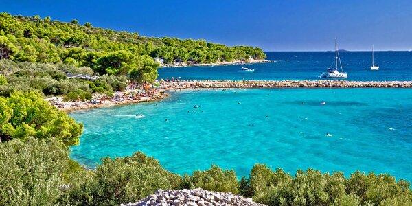Last minute: Týden v Chorvatsku včetně dopravy