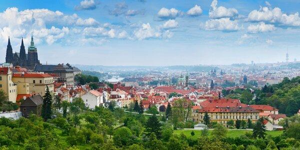 3 dny v Praze: klidná čtvrť na dosah centra