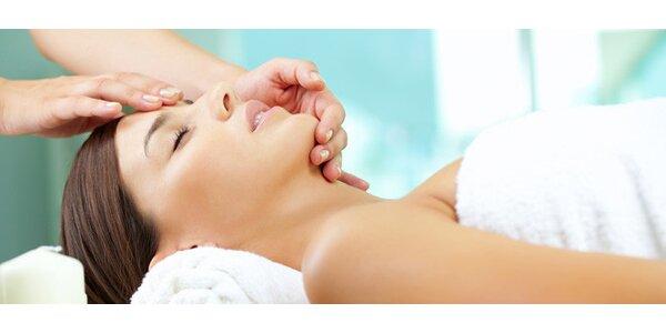 Léčivá masážní terapie Reiki a vstup do solné jeskyně