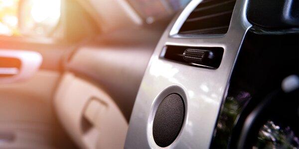 Kompletní péče o klimatizaci v autě