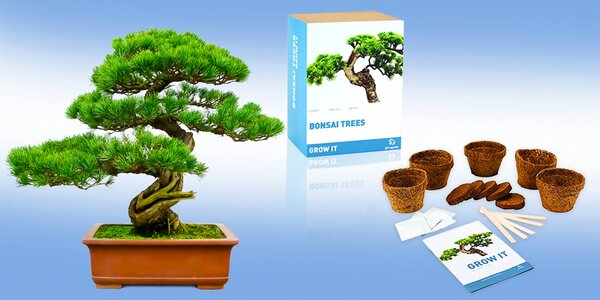 Pěstitelský balíček Grow it pro snadné pěstování