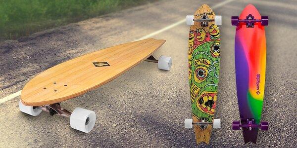 Longboard od kalifornské značky Street Surfing