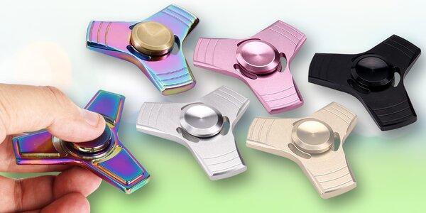 Fidget Spinner: frajeřinka i antistresová hračka