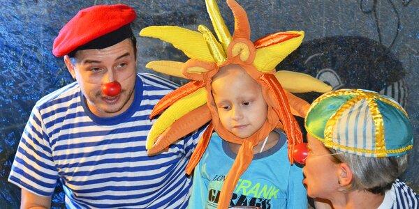 Cirkus Paciento: radost pro těžce nemocné děti