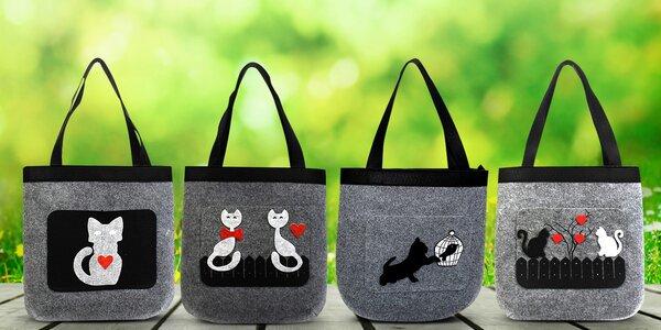 Ekologické kabelky vyrobené z PET lahví