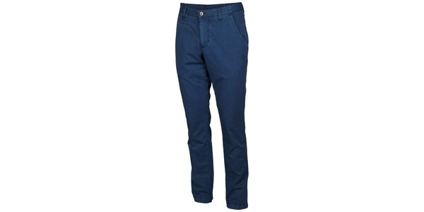 Pánské tmavě modré kalhoty Chiemsee