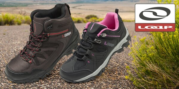 Outdoorové boty značky Loap