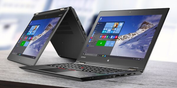Dotykový ultrabook Lenovo ThinkPad Yoga 260