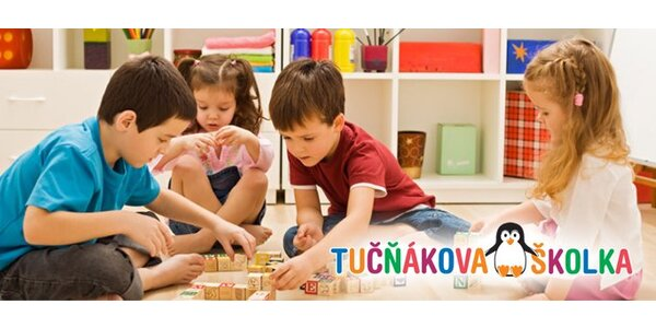 5750Kč za měsíční školné do prestižní anglické školky v Ostravě vč. stravy.