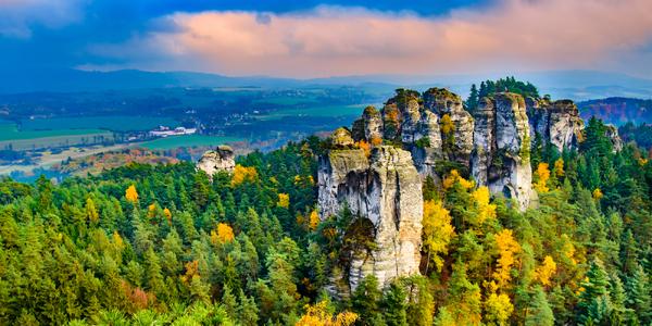 Na kolo i pěší výlety do malebného Českého ráje