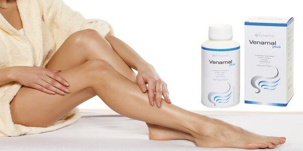 Přípravek pro péči o cévní systém Venamal Plus