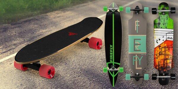 Longboardy pro začínající i pokročilé jezdce