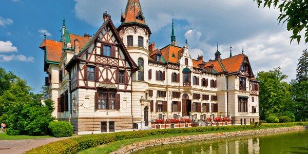 Prima dovolená s polopenzí a zážitky na Zlínsku
