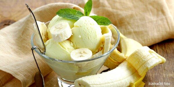 3 kopečky poctivé raw ovocné zmrzliny