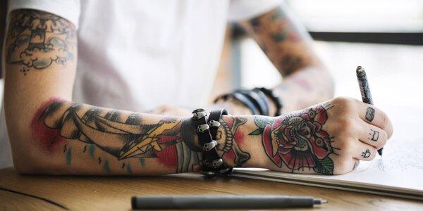 Parádní tetování od talentovaných profesionálů