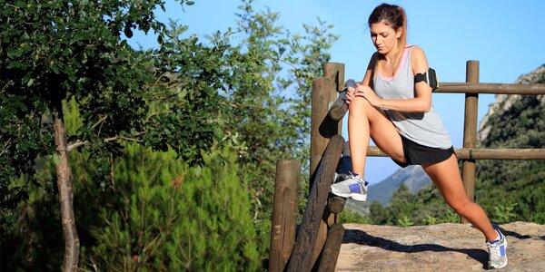 Netradiční venkovní trénink s osobním trenérem