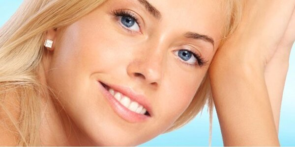 75minutové omlazující kosmetické ošetření