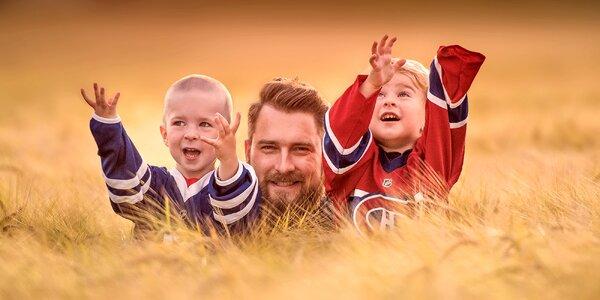 Rodinné, portrétní i business focení v exteriéru