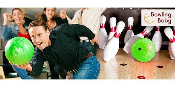 Bowling až pro 8 osob i s maxi koktejlem